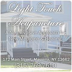 Light Touch Acupuncture